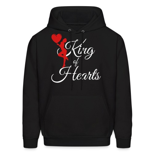 king_of_hearts Hoodies - Men's Hoodie