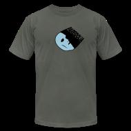 T-Shirts ~ Men's T-Shirt by American Apparel ~ [pareidolia]