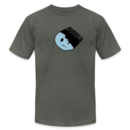 [pareidolia] - Men's T-Shirt by American Apparel