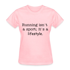 lifestyle - Women's T-Shirt