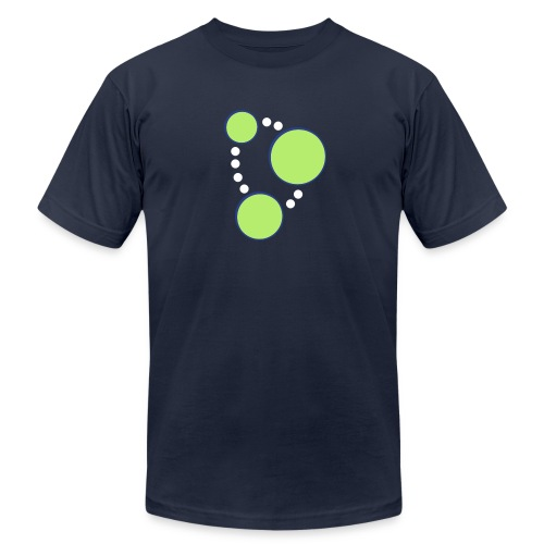 Solid Founder Dude - Men's Fine Jersey T-Shirt