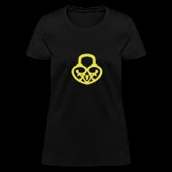 T-Shirts ~ Women's T-Shirt ~ Pop My Lock-Yellow