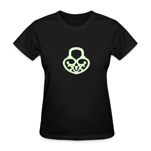 Pop My Lock - Glow-in-the-dark - Women's T-Shirt