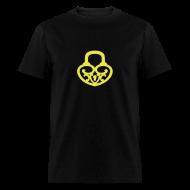T-Shirts ~ Men's T-Shirt ~ Pop My Lock-Yellow