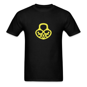 Pop My Lock-Yellow - Men's T-Shirt