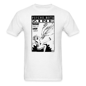 Psycho Moto Zine #9 - Men's T-Shirt