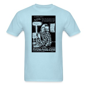 Psycho Moto Zine #7 - Men's T-Shirt