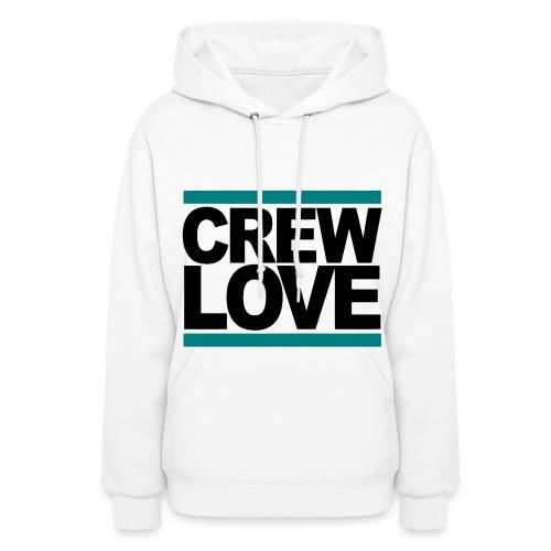 Crew Love Hoodie - Women's Hoodie
