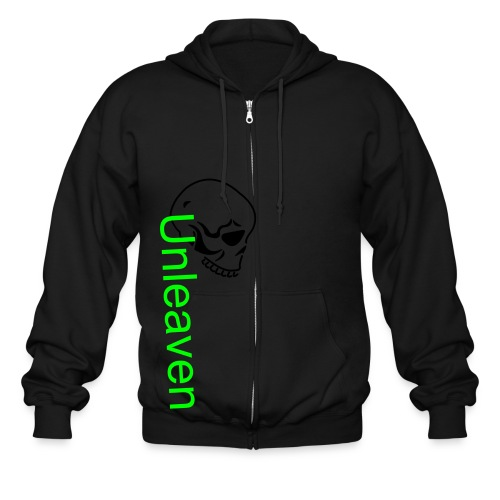 Yea, they rock - Men's Zip Hoodie