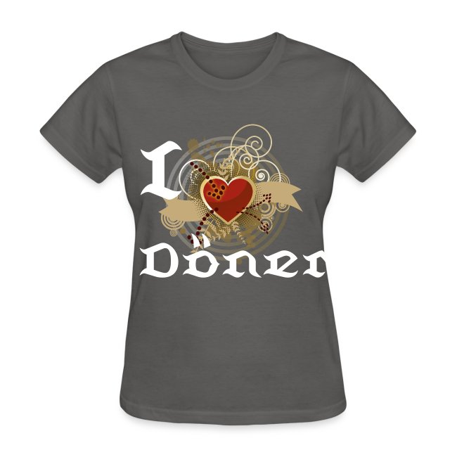 I love Döner for Girls