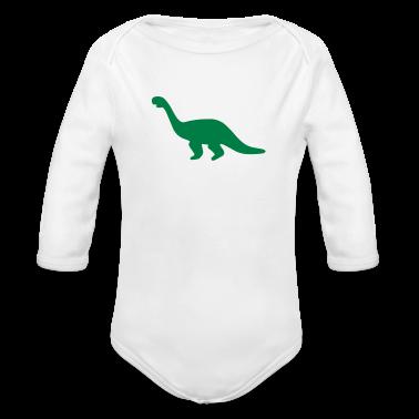 brontosaurus Baby Bodysuits
