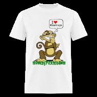 T-Shirts ~ Men's T-Shirt ~ I Heart #hashtags