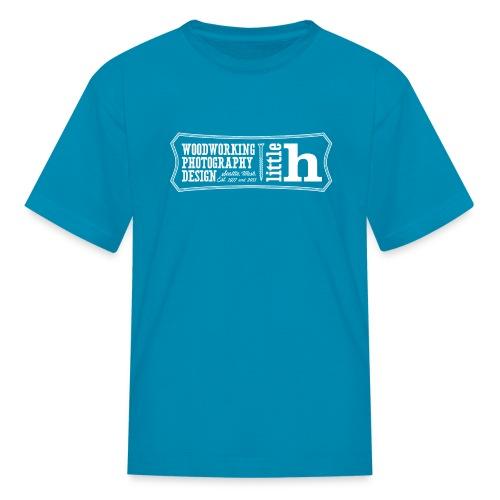 little h logo - kids' - Kids' T-Shirt