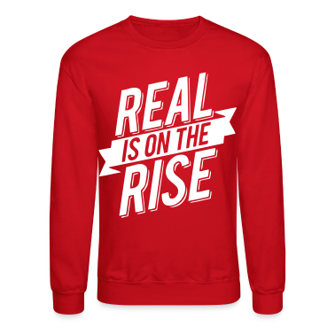 Real Is On The Rise Long Sleeve Shirts - stayflyclothing.com