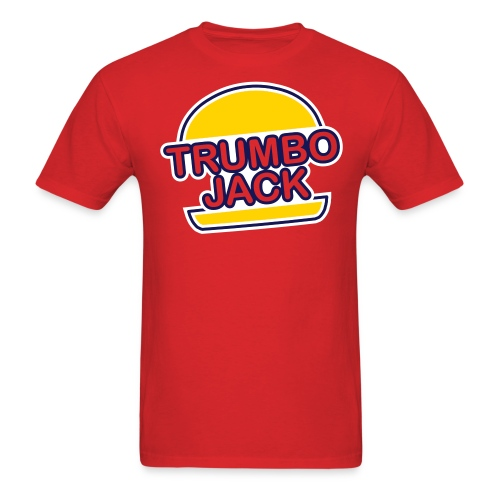 TrumboJack + 44 - Men's T-Shirt