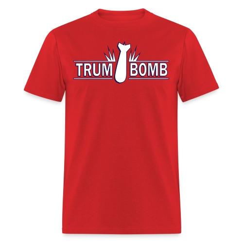 TumBomb v2 + 44 - Men's T-Shirt