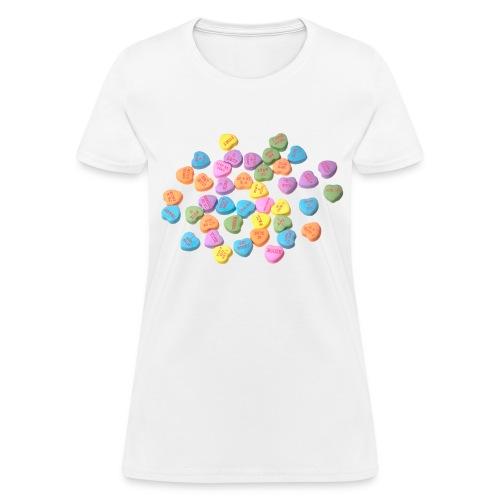 SWEEThearts - Women's T-Shirt
