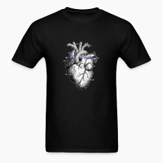 All in Vein Less than Three T-Shirt