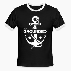 Stay Grounded (White)