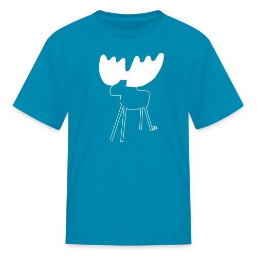 Moose! - kids' - Kids' T-Shirt