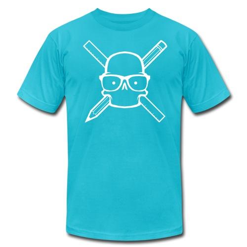 Live & Die Design - Men's Fine Jersey T-Shirt
