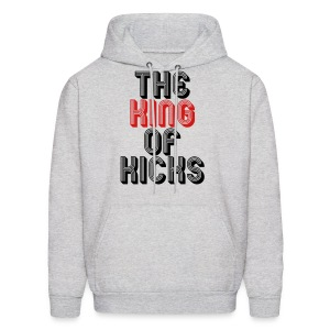 the_king_of_kicks Hoodies - Men's Hoodie