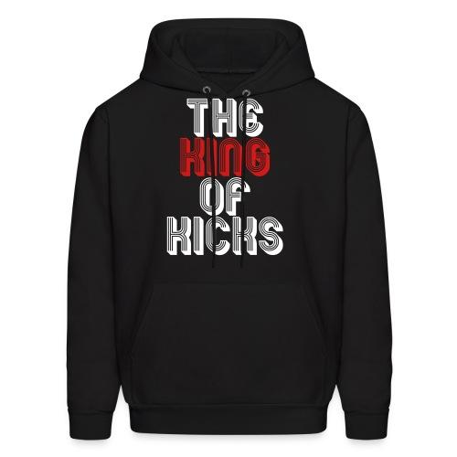the_king_of_kicks Hoodies - Men's Hoodie