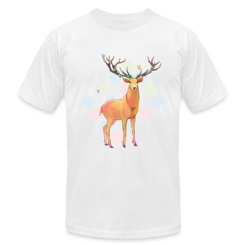 Deer and Diamonds - Men's Fine Jersey T-Shirt