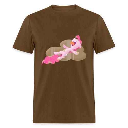 S2EP1 - PinkiePie Chocolate Rain [M/B] - Men's T-Shirt