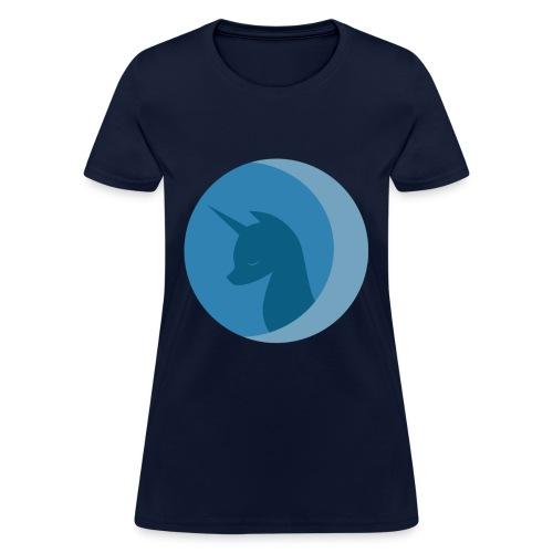 LUNA ep1 LOGO /f - Women's T-Shirt