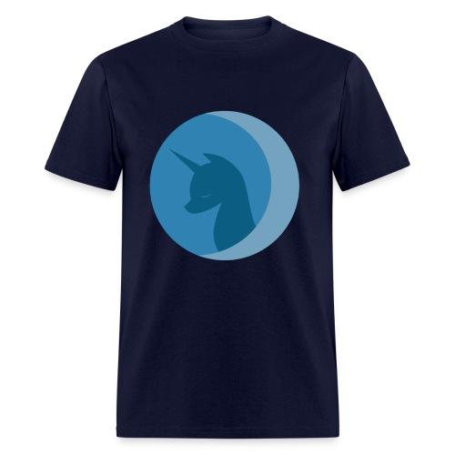 LUNA ep1 LOGO /m - Men's T-Shirt