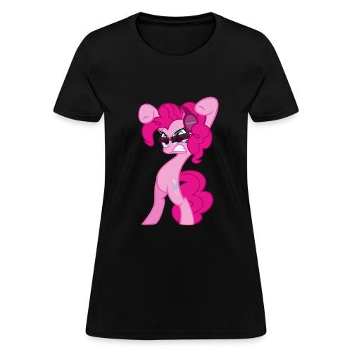 DJ PINK-3  F - Women's T-Shirt