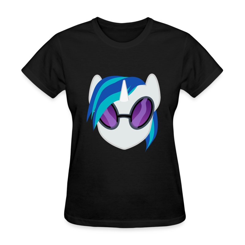 DJPON-3/PON3 F/Black - Women's T-Shirt