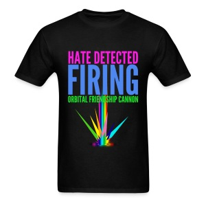 Hate Detected - Men's T-Shirt