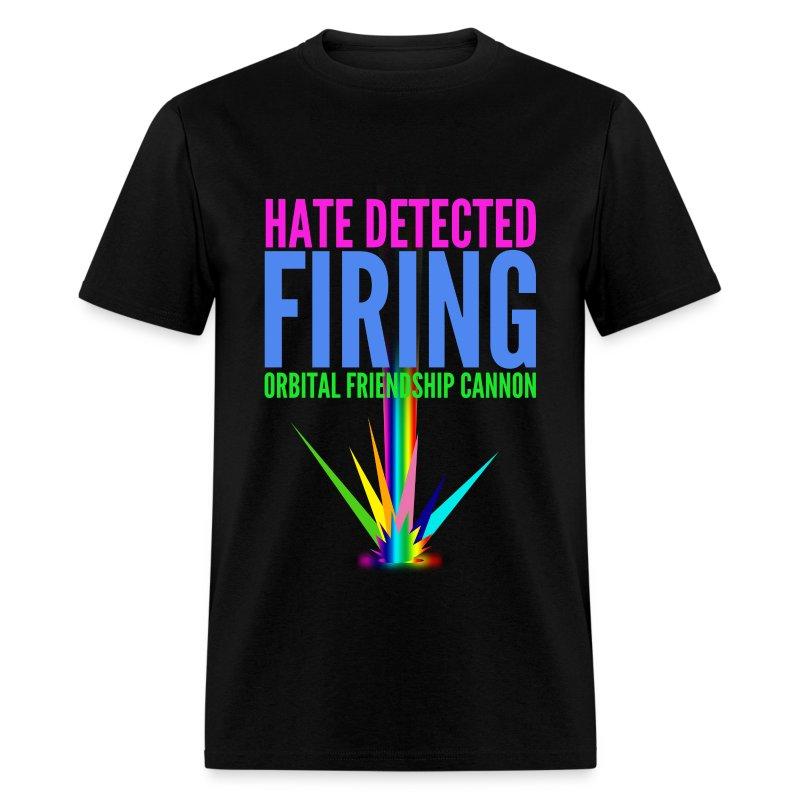 Hate Detected - Men's T-Shirt
