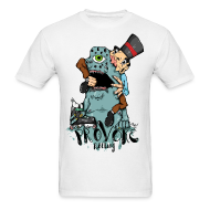 T-Shirts ~ Men's T-Shirt ~ Monster
