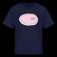 Kids' Shirts ~ Kids' T-Shirt ~ Ham Slice Kids' T-Shirt