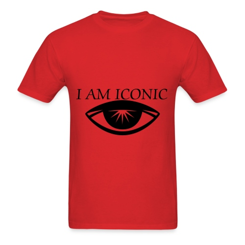 ICONIC T-SHRIT - Men's T-Shirt