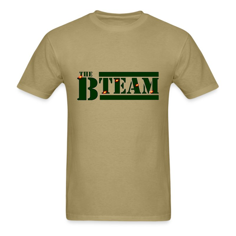 The B-Team - Men's T-Shirt