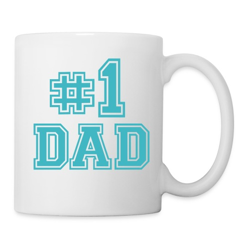 Number One Dad Coffee Mug - Coffee/Tea Mug