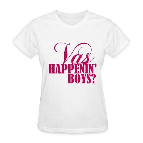 Happenin boys - Women's T-Shirt
