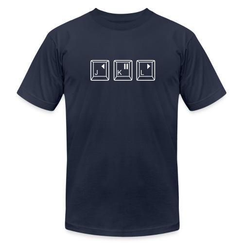 JKL - Men's Fine Jersey T-Shirt