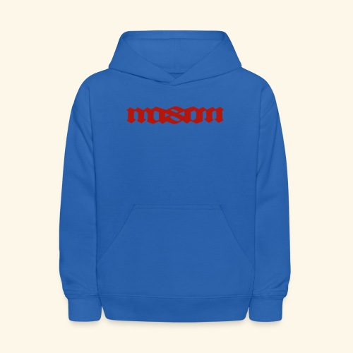 MASON POPULAR FIRST NAMES - Kids' Hoodie
