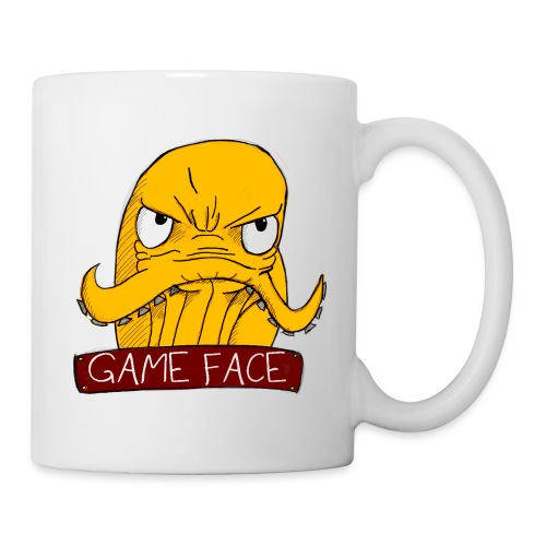 Game Face (Mug) - Coffee/Tea Mug