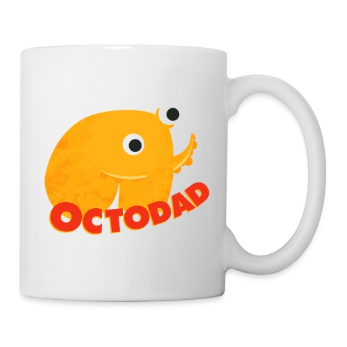 Octodad Classic (Mug) - Coffee/Tea Mug