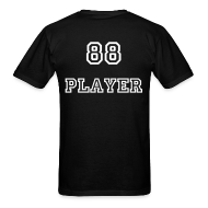 T-Shirts ~ Men's T-Shirt ~ 88 Player