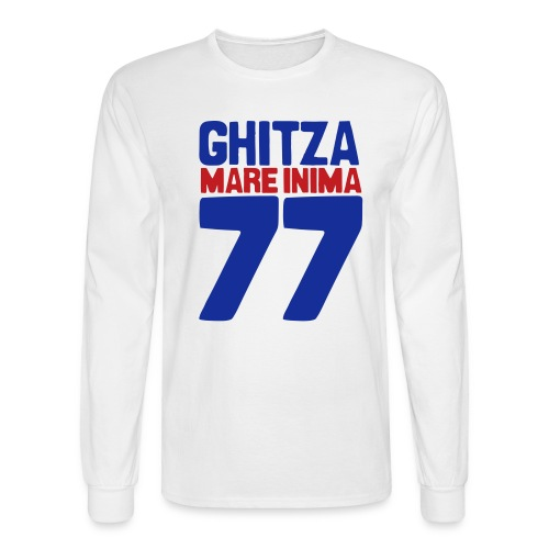GHITZA  Long Sleeve - Men's Long Sleeve T-Shirt