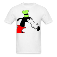 T-Shirts ~ Men's T-Shirt ~ gooby mens shirt
