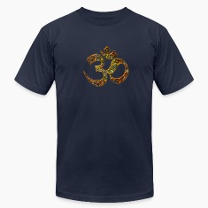 OM (AUM - I AM), manifestation of spiritual strength, Energy Symbol / sacred symbol, DD T-Shirts