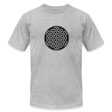Flower of Life - Vector- Sacred Geometry, energy symbol, healing symbol,  T-Shirts